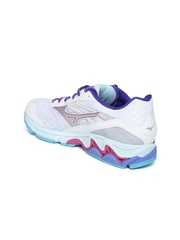 Mizuno Women White Wave Inspire 12 Running Shoes