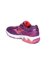 Mizuno Women Purple Wave Connect 3 Running Shoes
