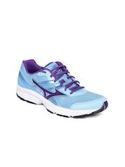 Mizuno Women Blue Spark Running Shoes