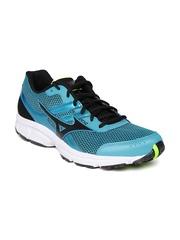 Mizuno Men Turquoise Blue Spark Running Shoes