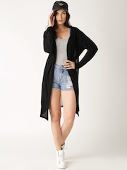All About You from Deepika Padukone Black Shrug