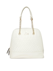 Lavie Off-White Handbag