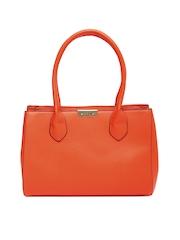 Lavie Orange Shoulder Bag