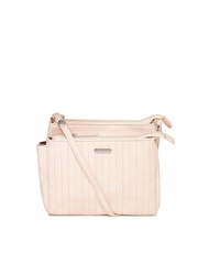 Lavie Dusty Pink Sling Bag