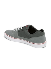 DC Men Grey Tonik Suede Casual Shoes