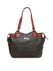 Hidesign Brown Shoulder Bag