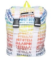 Adidas STELLASPORT Women Multicoloured Printed SC FLAP AOP Backpack