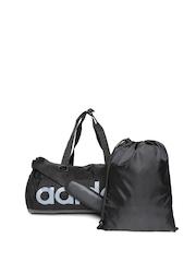 Adidas Women Black LIN PER TB S Duffle Bag
