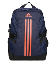 Adidas Unisex Navy BP Power II Backpack