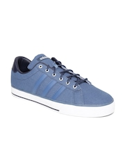 Adidas NEO Men Blue Daily Sneakers