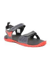 Adidas Men Grey ESCAPE 2.0 Sports Sandals