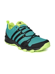 Adidas Men Teal Green Tracer Rocker Outdoor Shoes