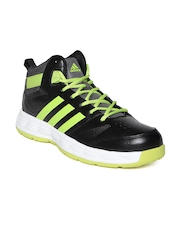 Adidas Men Black Indomitable Basketball Shoes