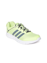 Adidas Women Fluorescent Green Marvin 5.0 Running Shoes