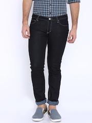 Lee Black Low-Bruce Skinny Fit Jeans