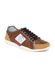 Numero Uno Men Brown Sneakers