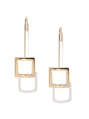 DressBerry Gold-Toned Drop Earrings