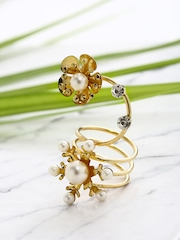 DressBerry Gold-Toned Ring