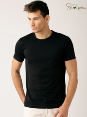 ETHER Black T-shirt