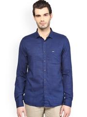 Turtle Blue Casual Shirt