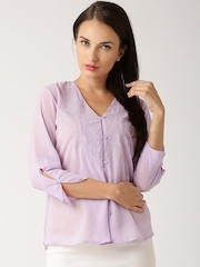 All About You from Deepika Padukone Lavender Top