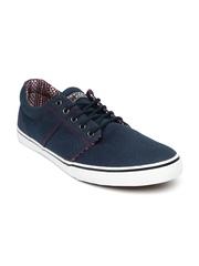 Kook N Keech Men Navy Casual Shoes