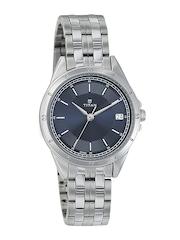 Titan Women Blue Dial Watch 2556SM02