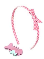 The Hairklip Girls Pink Hair Accessory Set