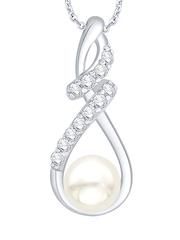 Peora Sterling Silver Pendant
