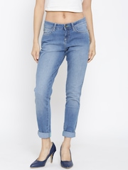 Wrangler Blue Coryn Skinny Jeans