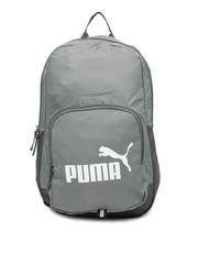 PUMA Unisex Grey Phase Backpack