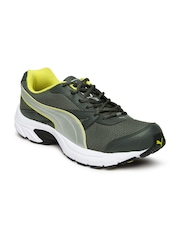 PUMA Men Grey Brilliance Running Shoes