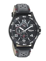 Titan Men Black Dial Watch 1702NL01