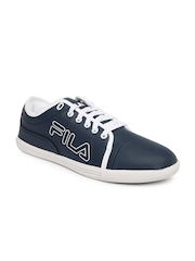 FILA Men Navy Lavadro III Sneakers