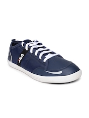 FILA Men Navy Destroy III Sneakers