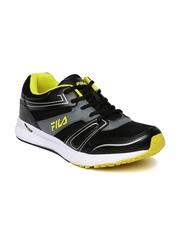 FILA Men Black Primo Speed Running Shoes