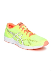 ASICS Men Fluorescent Green GEL-Hyper Speed 7 Sports Shoes