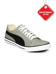 PUMA Men Grey Hip Hop Sneakers