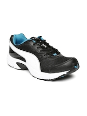 PUMA Men Black Brilliance DP Running Shoes