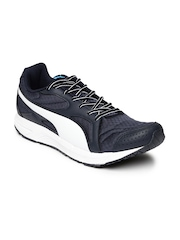 PUMA Men Navy Axis Evo Running Shoes