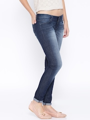Lee Navy Maxi Skinny Jeans