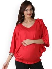 Morph Maternity Red Top
