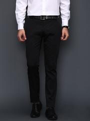 Antony Morato Black Super Slim Formal Trousers