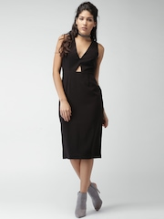 FOREVER 21 Black Sheath Dress