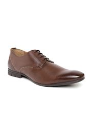 Knotty Derby by Arden Men Brown Formal Shoes