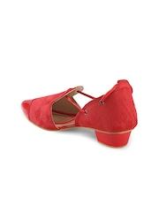 Nell Women Red Heels