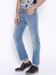 Solly Jeans Co. Blue Slim Fit Jeans