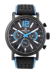 Daniel Klein Premium Women Silver-Toned Dial Watch DK10907-3