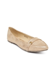 Paprika by Lifestyle Women Muted Rose Gold-Toned Flat Shoes