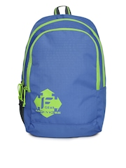 F Gear Unisex Blue Castle Backpack